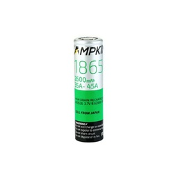 [FRAACBAT0001] Ampking IMR 18650 High Drain Rechargeable Battery